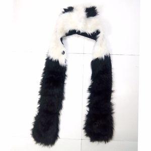 Cartoon Winter Hat Animal Hat Costume Long Dog Hat